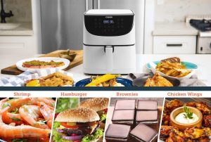 what can you cook in an air fyer